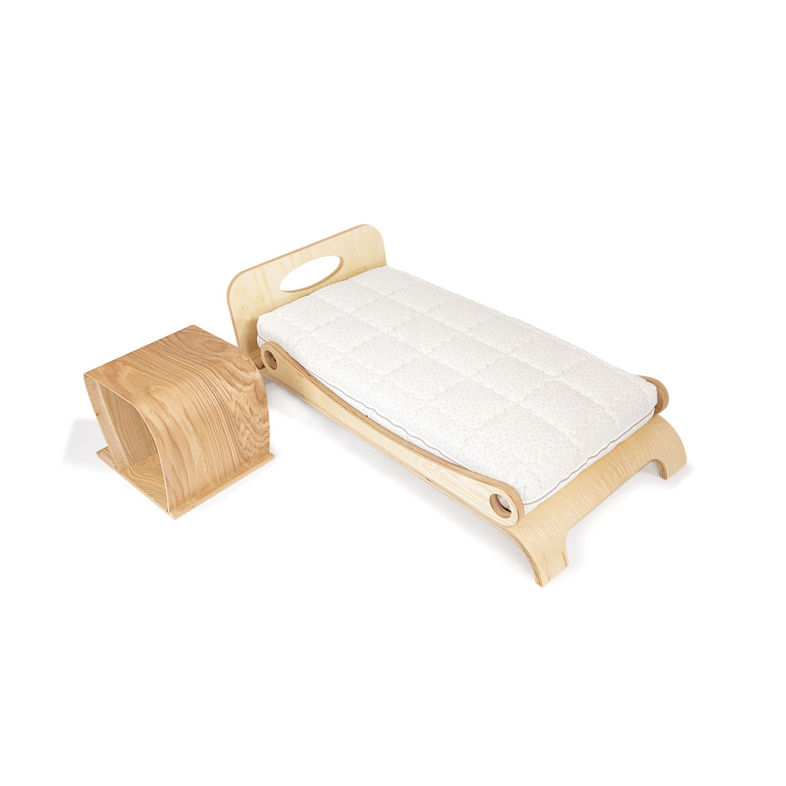 Montessori Small Bed - Flowerssori