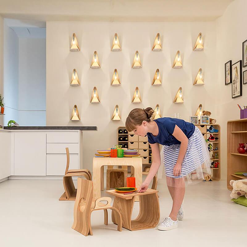 Design e arredamento per bambini flowerssori for Arredamento bambini