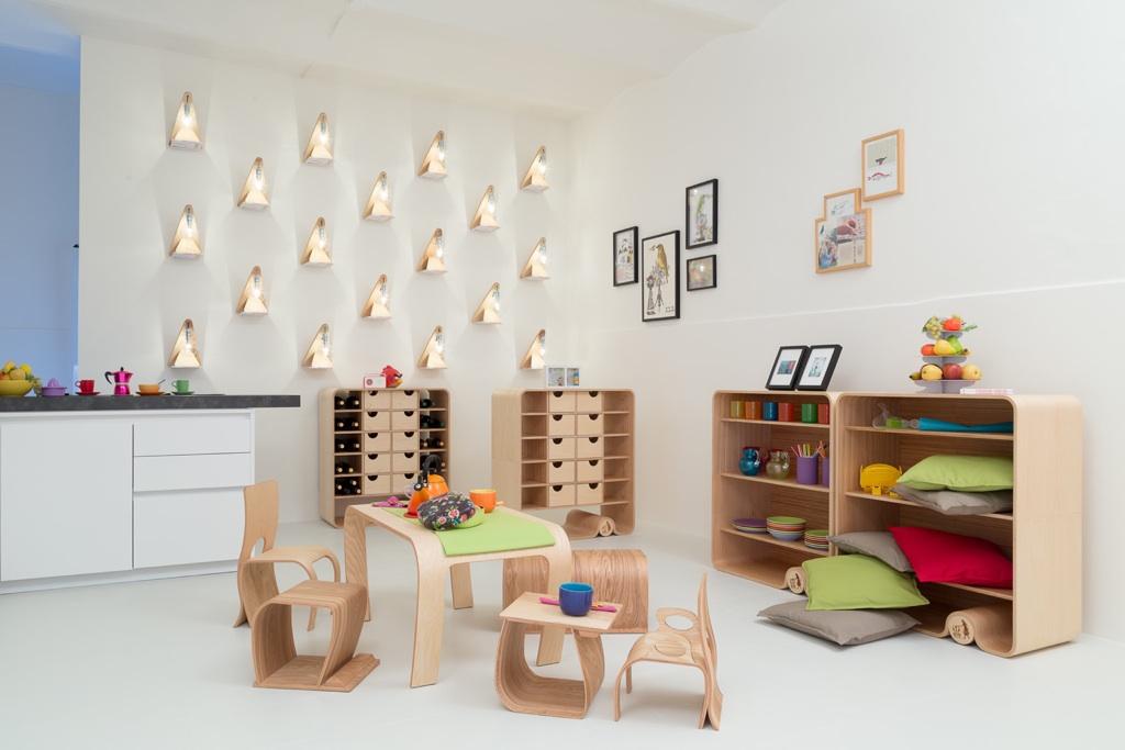 Arredamento ecologico per la casa flowerssori - Mobiliario habitacion bebe ...