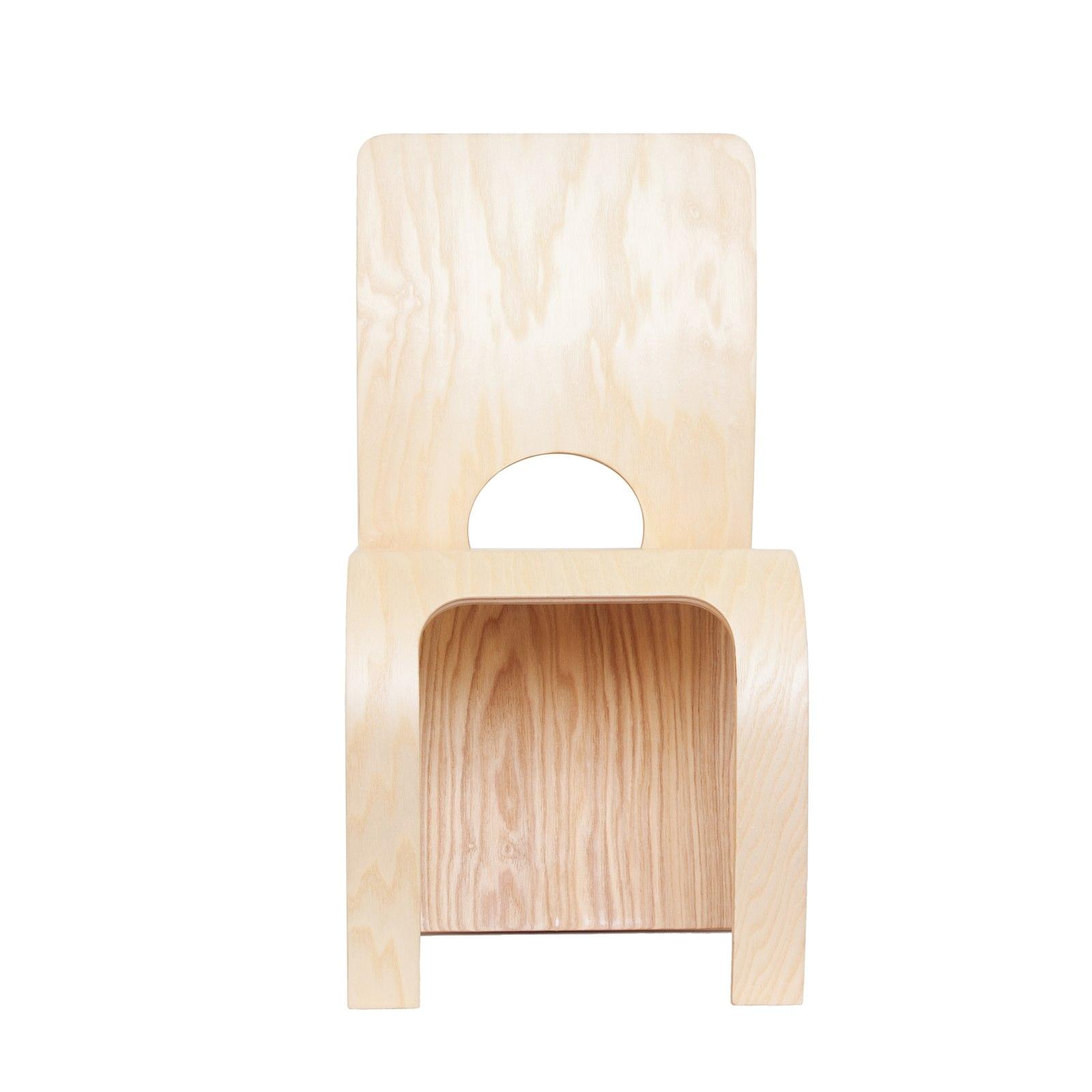 Sedie in legno per bambini for Sedie decorate a mano