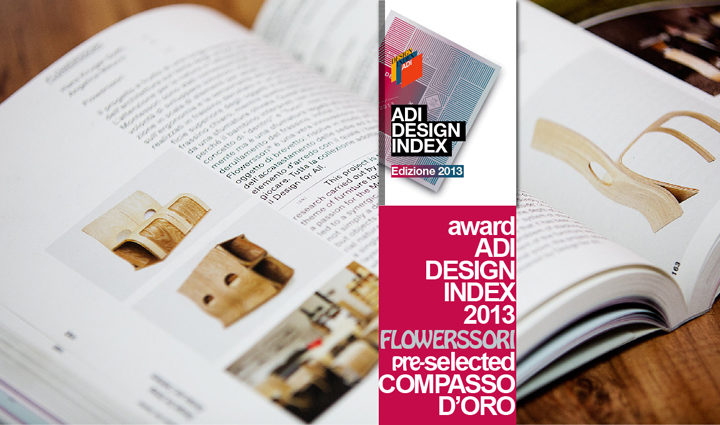 AWARD ADI DESIGN INDEX 2013