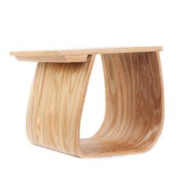 tavolino in legno flowerssori