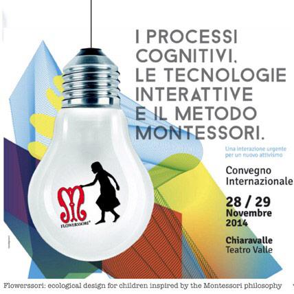 I processi cognitivi, le tecnologie interattive e il Metodo Montessori
